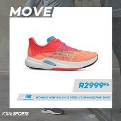 New Balance offers in the Totalsports catalogue ( 16 days left)