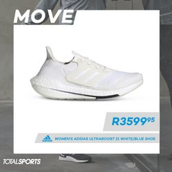 Adidas offers in the Totalsports catalogue ( 16 days left)