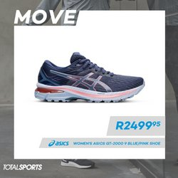 Asics offers in the Totalsports catalogue ( 16 days left)