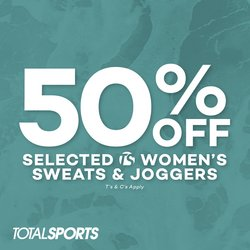 Sport offers in the Totalsports catalogue ( 5 days left)