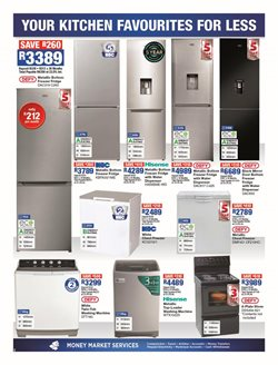 Stove offers in the OK Furniture catalogue in Cape Town