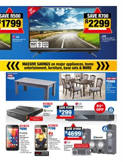 Smartphones offers in the OK Furniture catalogue in Cape Town