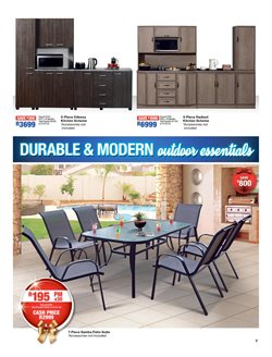 Kitchen units offers in the OK Furniture catalogue in Khayelitsha