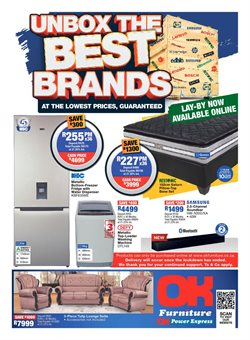 OK Furniture catalogue in Port Elizabeth ( 5 days left )