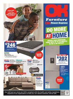 OK Furniture catalogue ( 3 days left )