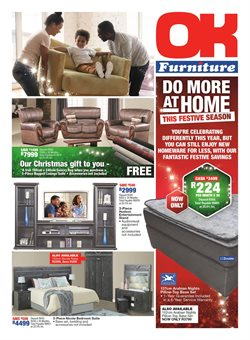 OK Furniture offers in the OK Furniture catalogue ( Published today)