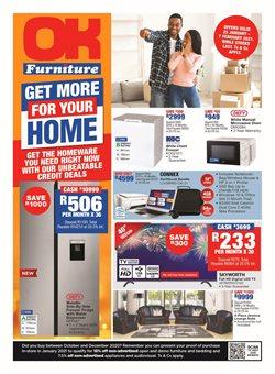 OK Furniture catalogue in Polokwane ( Expired )