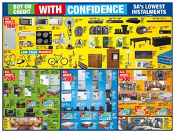 Washing machine offers in the OK Furniture catalogue in Cape Town