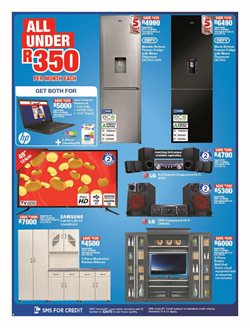 Laptop offers in the OK Furniture catalogue in Cape Town