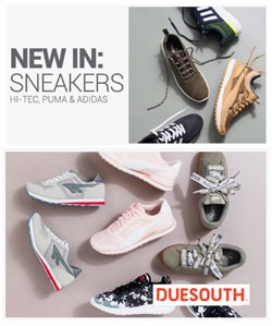 Duesouth deals in the Johannesburg special