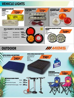 Camping chair specials in Midas