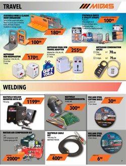 Construction materials specials in Midas