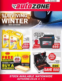 AutoZone catalogue ( 2 days ago )
