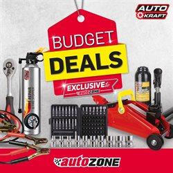 AutoZone catalogue ( Expired )