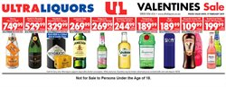 Ultra Liquors deals in the Pretoria special
