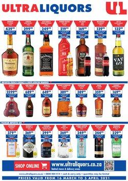 Ultra Liquors catalogue ( Expired )