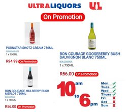 Ultra Liquors catalogue ( 5 days left)
