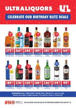 Ultra Liquors catalogue ( Expires tomorrow)