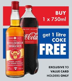 Ultra Liquors deals in the Pretoria special