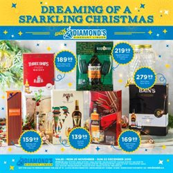 Diamond Discount Liquor catalogue ( Expired )