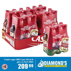 Diamond's Discount Liquor deals in the Brackenfell special