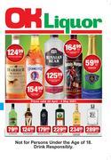 OK Liquor catalogue ( 3 days ago )