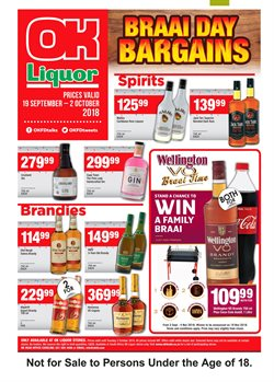 Friendly Liquormarket deals in the Johannesburg special