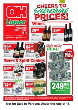 Friendly Liquormarket deals in the Johannesburg special