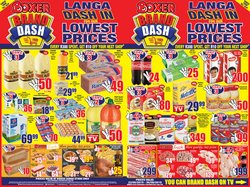 Sugar offers in the Boxer Superstores catalogue in Cape Town