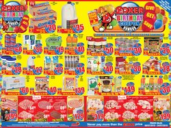 Boxer Superstores deals in the Melmoth special