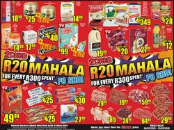Boxer Superstores catalogue in Cape Town ( 6 days left )