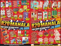 Soap specials in Boxer Superstores