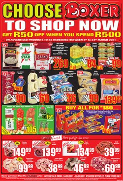 Boxer catalogue in Cape Town ( Expires today )