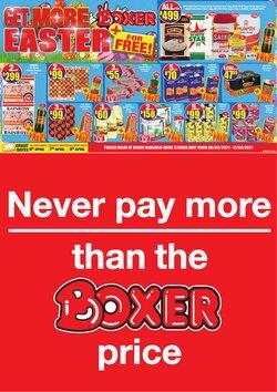 Boxer catalogue ( Expires today )