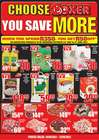 Groceries offers in the Boxer catalogue in Polokwane ( 7 days left )