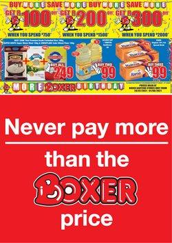 Boxer catalogue ( 1 day ago)