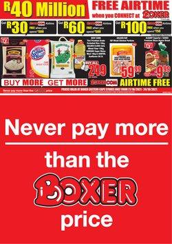 Boxer catalogue ( Expires tomorrow)