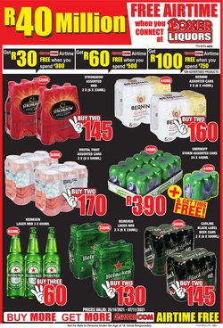 Groceries offers in the Boxer catalogue ( 1 day ago)