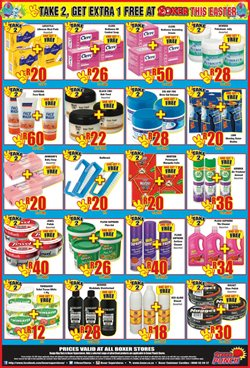 Soap offers in the Boxer Superstores catalogue in Cape Town