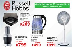 Tafelberg Furnishers deals in the Randburg special