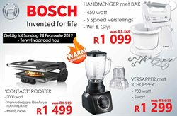 Tafelberg Furnishers deals in the Johannesburg special