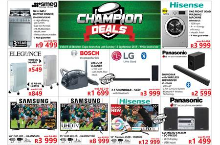 Cell C | Catalogues & Specials - September 2019