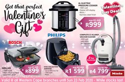 Electronics & Home Appliances offers in the Tafelberg Furnishers catalogue ( Published today )