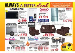 Tafelberg Furnishers catalogue in Cape Town ( Expires today )
