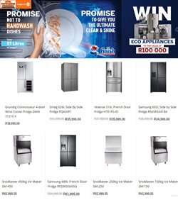Electronics & Home Appliances offers in the Tafelberg Furnishers catalogue in Cape Town ( 12 days left )