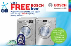 Washing machine offers in the Tafelberg Furnishers catalogue in Cape Town