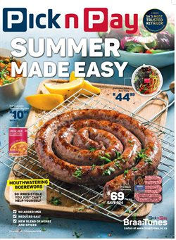 Tools offers in the Pick n Pay Hypermarket catalogue in Cape Town