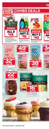 Food offers in the Pick n Pay Hypermarket catalogue in Cape Town