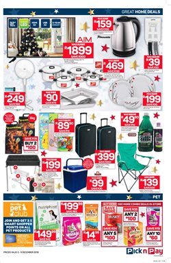 Car offers in the Pick n Pay Hypermarket catalogue in Cape Town