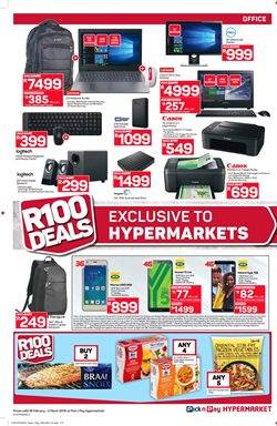 LEGO games offers in the Pick n Pay Hypermarket catalogue in Cape Town